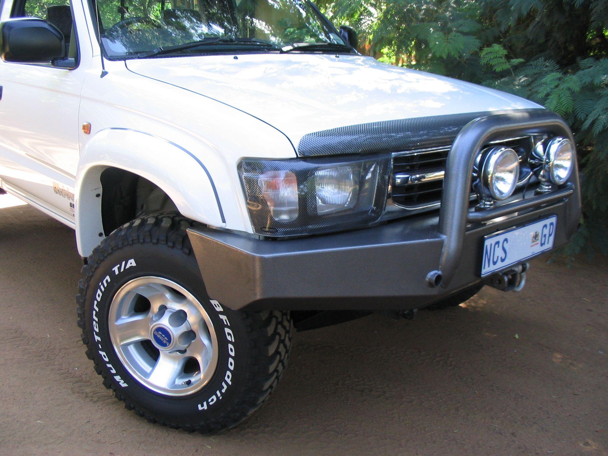 Hilux 1998 - 2004