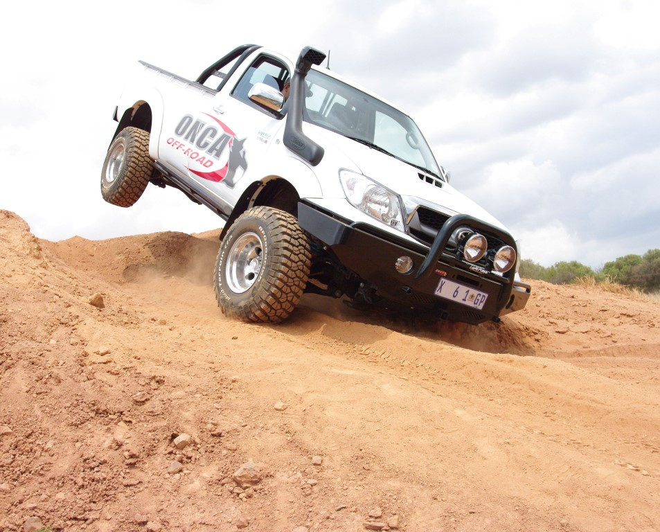 4x4 Action - ONCA Off-road