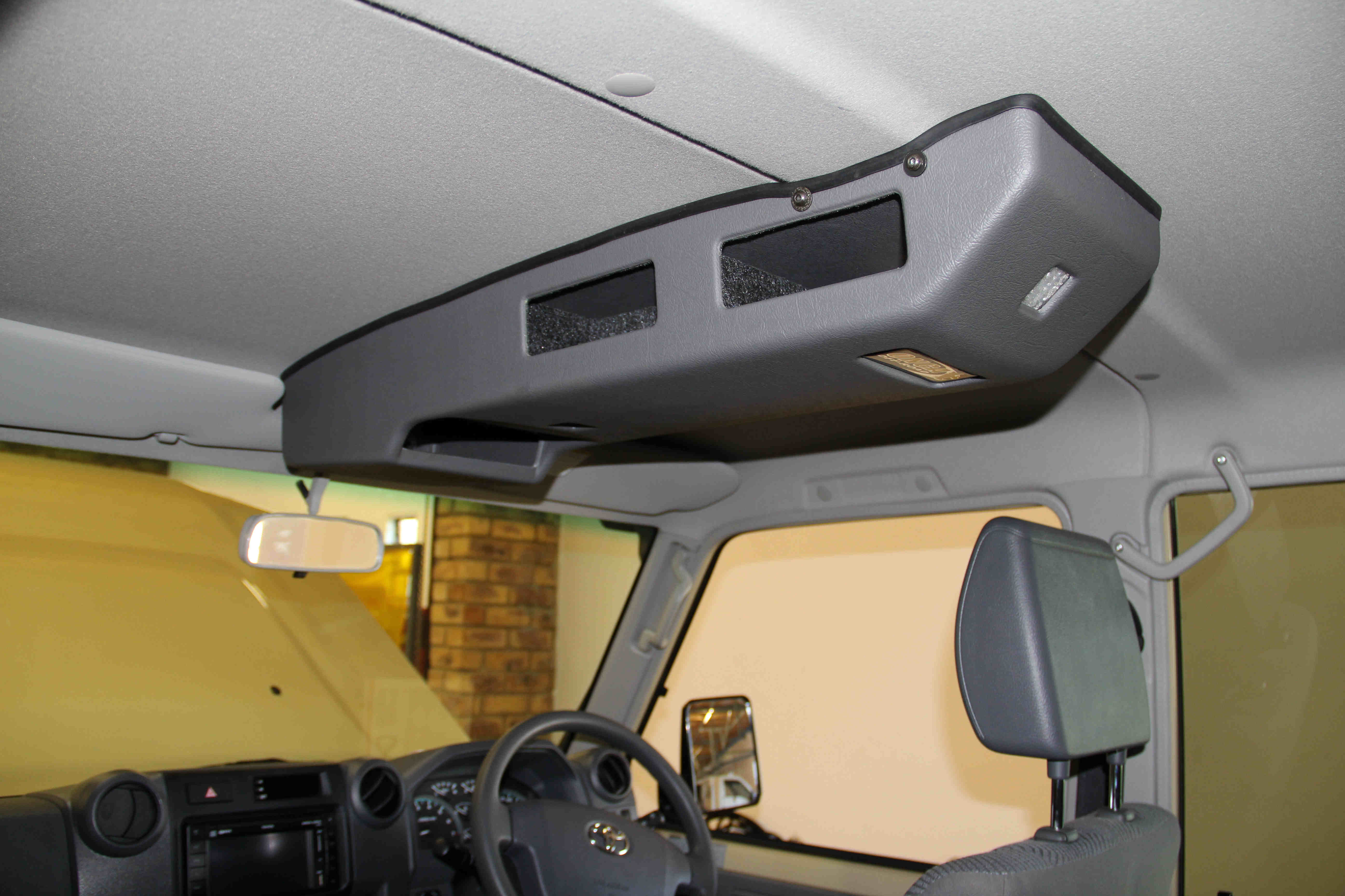Roof Console Double Cab Onca Off Road