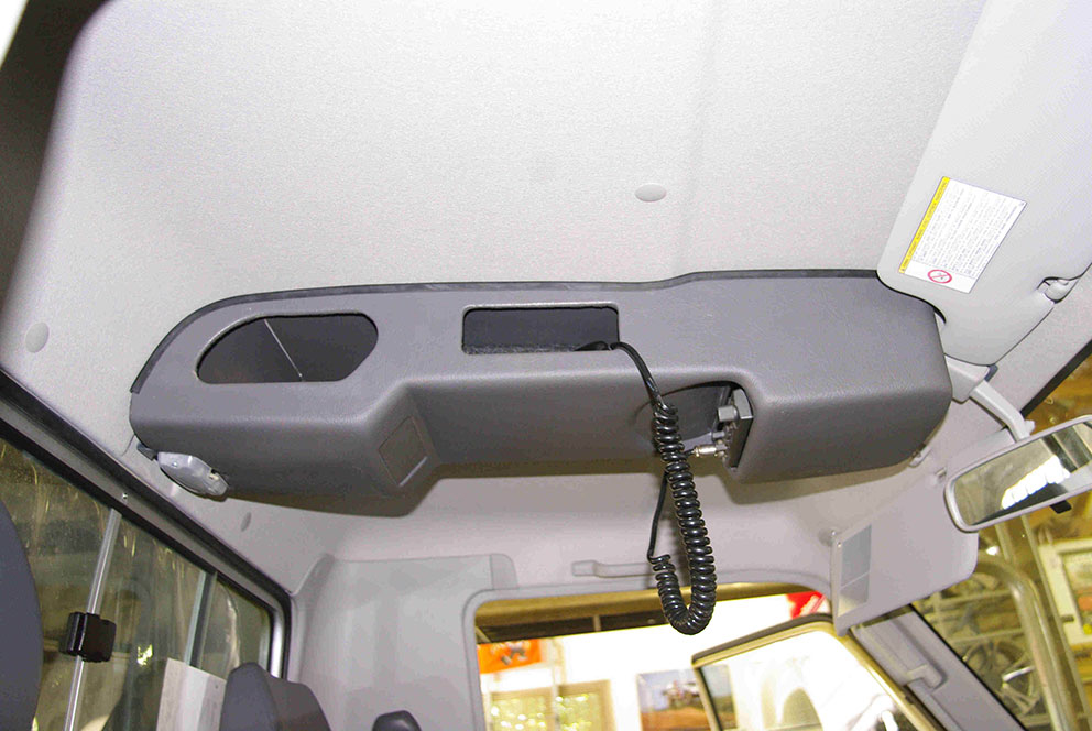 Single Cab Roof Console Onca Off Road