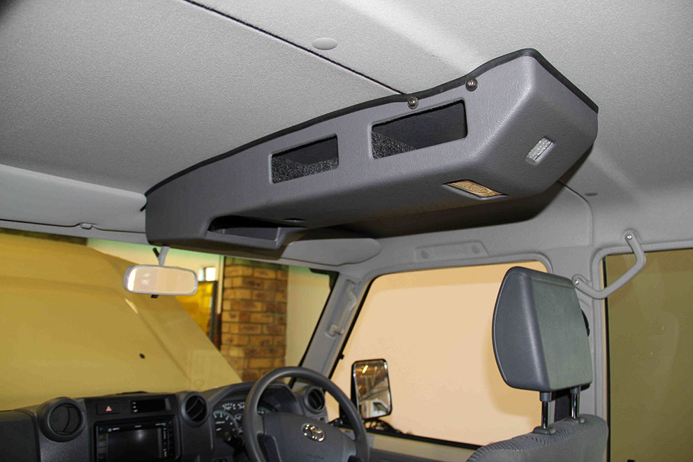 Roof Console Onca Off Road