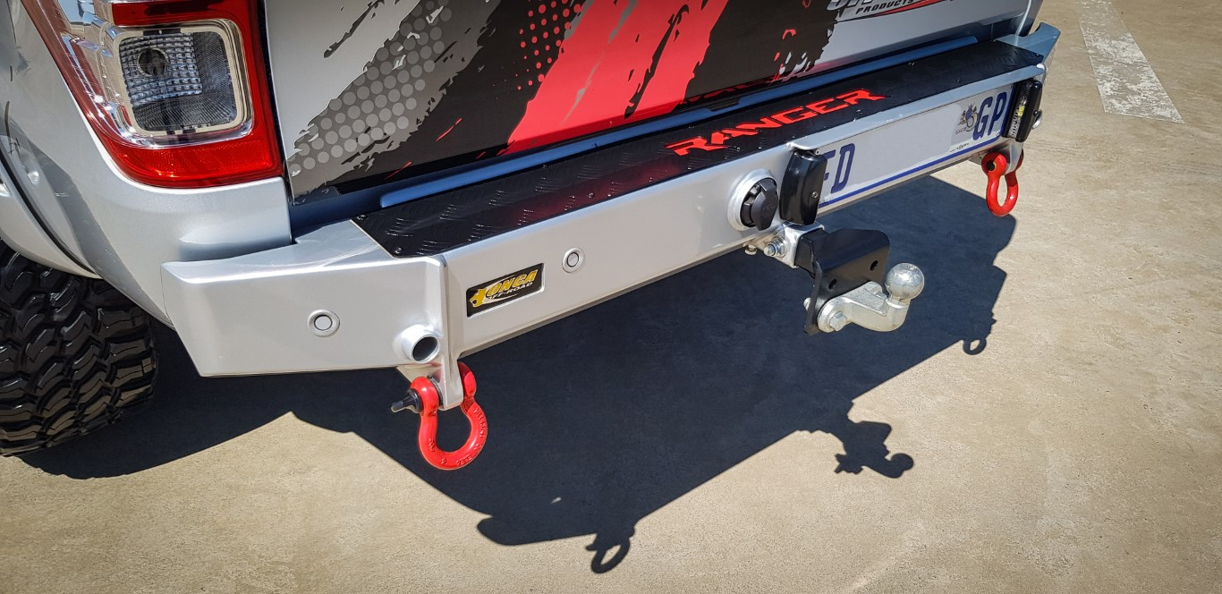 Ranger T7 Rxf Tow Bar Onca Off Road