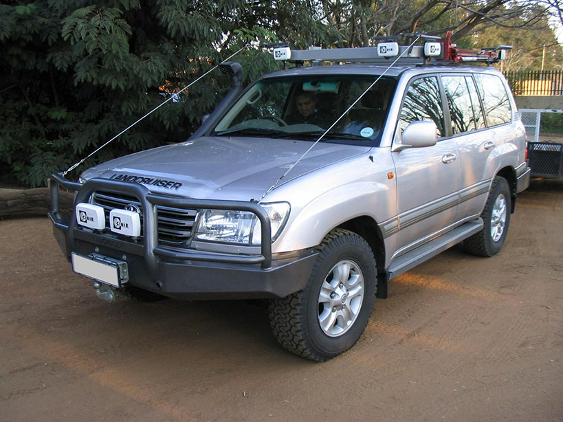 Landcruiser Archives - ONCA Off-road